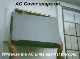 Commercial Air Conditioner Covers